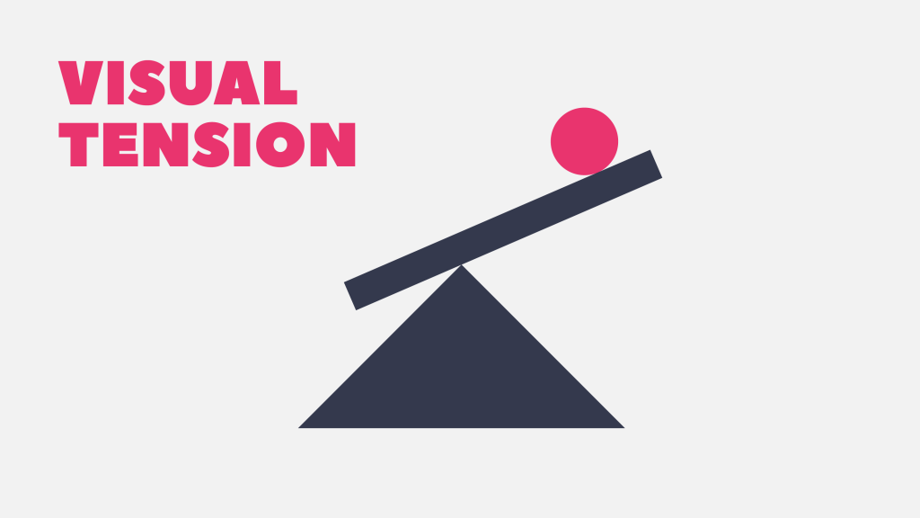 Visual Tension graphic